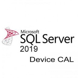 SQL Server Cal 2019  DvcCAL...