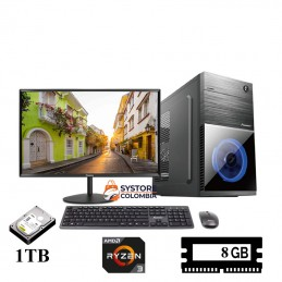 Computador Amd Ryzen 3...