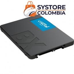 Disco solido 240gb crucial CT480BX500SSD1  bogota colombia mayorista crucial