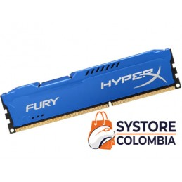 memoria ram 8gb ddr3 pc kingston hyperx bogota colombia