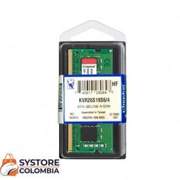 Memoria Ram Ddr4 4GB...