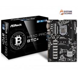 Board Asrock H110 Pro BTC+ 7th 6th gen LGA 1151