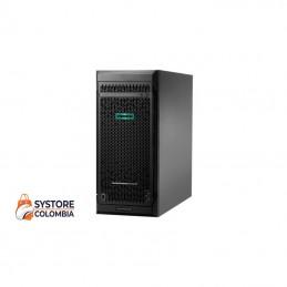 Servidor HP ProLiant ML110 G10 Xeon-B 3106 16gb 1Tb P03685-S01