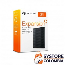 "Disco Externo 2Tb Seagate Expansion Usb 3.0 2.5"" STEA2000400"