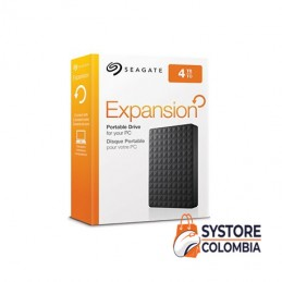 "Disco Externo 4tb Seagate Expansion Usb 3.0 2.5"" STEA4000400"