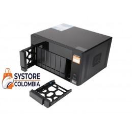 Servidor Nas Qnap TS-832X Quad Core 1.7Ghz 8 Bahias