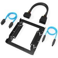 Accesorios para discos Cables sata cajas externas bracket Bogota